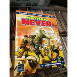 Nathan Never Speciale 27    Sergio Bonelli Editore Vintage