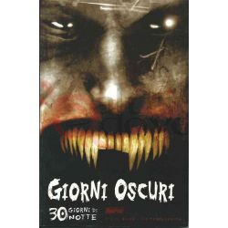 30 Giorni Di Notte: Giorni Oscuri 43  TEMPLESMITH Ben Supplemento A Mp Book Magic Press Americani