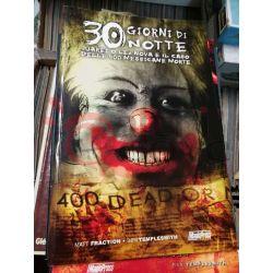 30 Giorni Di Notte: Juarex o Lex Nova e il caso delle 400 messicane morte   TEMPLESMITH Ben  Magic Press Americani