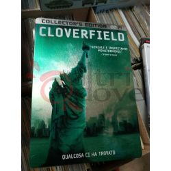 Cloverfield Collector's Edition 2 dischi     Paramount DVD