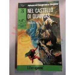 Nel Castello Di Quarras 3   Advanced D&D Ed. E. Elle-Trieste Librogame