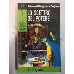 Lo Scettro Del Potere 7   Advanced D&D Ed. E. Elle-Trieste Librogame