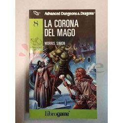 La Corona Del Mago 8   Advanced D&D Ed. E. Elle-Trieste Librogame