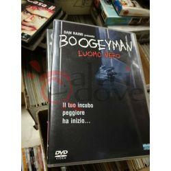 Boogeyman L'Uomo Nero  KAY Stephen   Eagle Pictures DVD