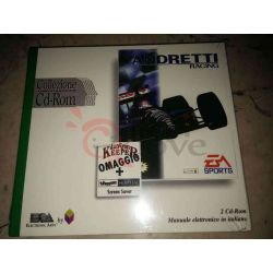 Andretti Racing    Cto - Bianca Ea Sports DOS Retrogame