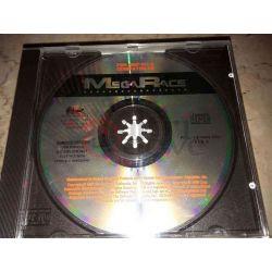 Megarace    Bundled Version  DOS Retrogame