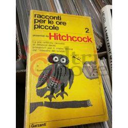 racconti per le ore piccole presentati da Hitchcock 2   i Garzanti 465 Garzanti Thriller