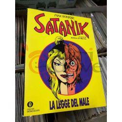 Satanik la legge del male   MAGNUS Oscar Mondadori Romanzo