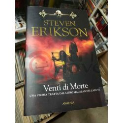 Venti di Morte 7 ERIKSON Steven  Il Libro Malazan dei Caduti Armenia Fantasy