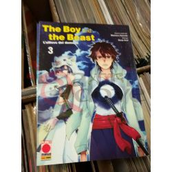 The Boy and the Beast 3  ASAI Renji Manga Storie Nuova Serie 70 Panini Comics Giapponesi