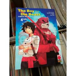 The Boy and the Beast 4  ASAI Renji Manga Storie Nuova Serie 71 Panini Comics Giapponesi