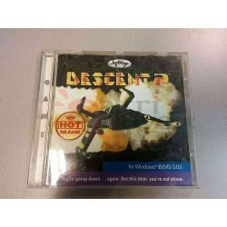 Descent 2      DOS Retrogame