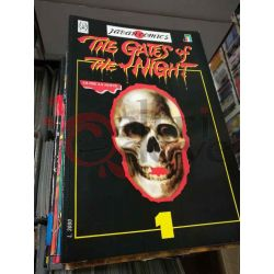 The gates of the night 1   Japan Comics Play Press Giapponesi