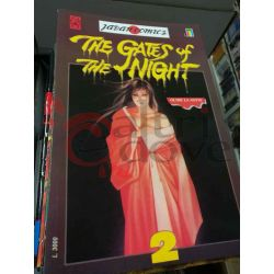 The gates of the night 2   Japan Comics Play Press Giapponesi