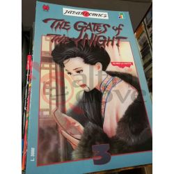 The gates of the night 3   Japan Comics Play Press Giapponesi
