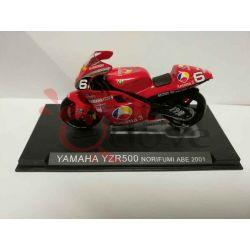 Yamaha YZR500 Norifumi Abe 2001    Grandi Moto da Competizione DeAgostini Vintage