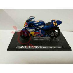 Yamaha YZR500 Regis Laconi 1999    Grandi Moto da Competizione DeAgostini Vintage