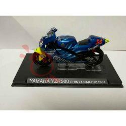 Yamaha YZR500 Shinya Nakano 2001    Grandi Moto da Competizione DeAgostini Vintage