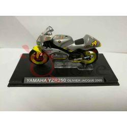 Yamaha YZR250 Olivier Jacque 2000    Grandi Moto da Competizione DeAgostini Vintage