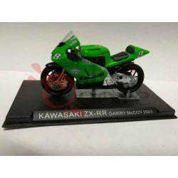 Kawasaki ZX-RR Garry McCoy 2003    Grandi Moto da Competizione DeAgostini Vintage