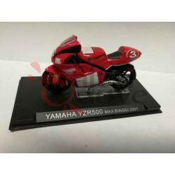 Yamaha YZR500 Max Biaggi 2001    Grandi Moto da Competizione DeAgostini Vintage