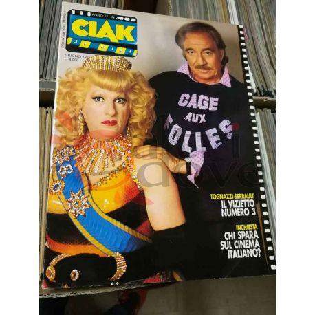 Ciak si gira 1985 Anno 1 n.2   giugno Visibilia Editore Vintage