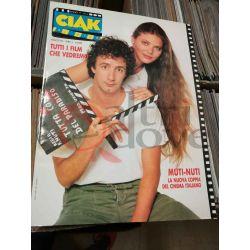 Ciak si gira 1985 Anno 1 n.4   agosto Visibilia Editore Vintage