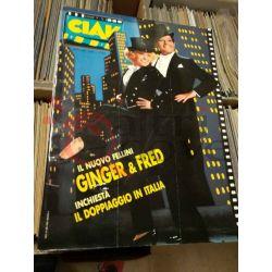 Ciak si gira 1985 Anno 1 n.6   ottobre Visibilia Editore Vintage