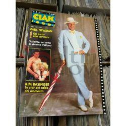 Ciak si gira 1986 Anno 2 n.4   aprile Visibilia Editore Vintage