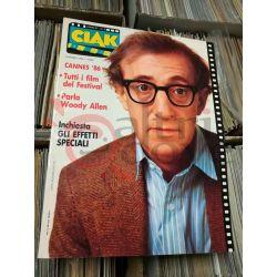 Ciak si gira 1986 Anno 2 n.5   maggio Visibilia Editore Vintage
