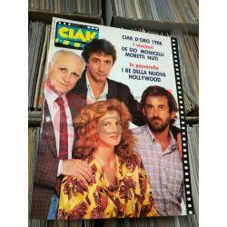 Ciak si gira 1986 Anno 2 n.6   giugno Visibilia Editore Vintage