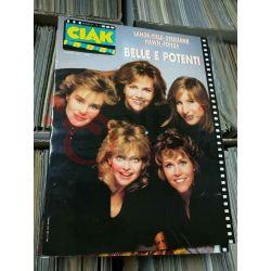 Ciak si gira 1986 Anno 2 n.7   luglio Visibilia Editore Vintage