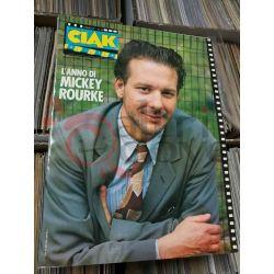 Ciak si gira 1986 Anno 2 n.8   agosto Visibilia Editore Vintage