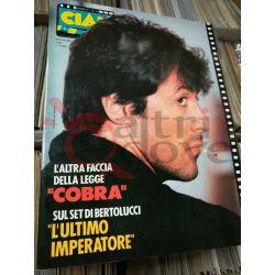 Ciak si gira 1986 Anno 2 n.11   novembre Visibilia Editore Vintage
