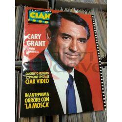 Ciak si gira 1987 Anno 3 n.1   gennaio Visibilia Editore Vintage