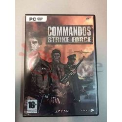 Commandos Strike Force     Pyro PC Videogame