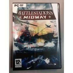 Battlestations Midway     Windows PC Videogame