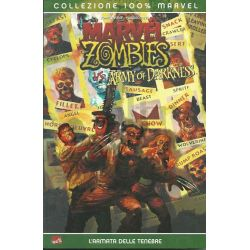 Marvel Zombies Vs. Army Of Darkness L'armata Delle Tenebre 112  NEVES Fabiano Collezione 100% Marvel Panini Comics Vintage