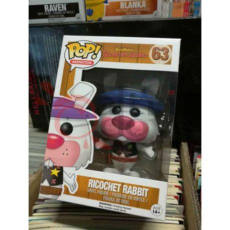 Ricochet Rabbit 63   POP Animation Funko Action Figure