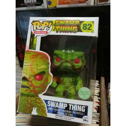 Swamp Thing 82   POP Heroes Funko Action Figure