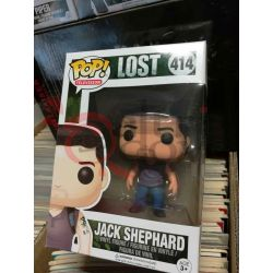 Jack Shephard 414   POP Television Funko Action Figure