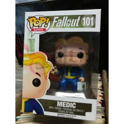 Medic 101   POP Games Funko Action Figure