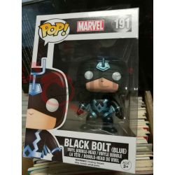 Black Bolt (Blue) 191   POP Marvel Funko Action Figure