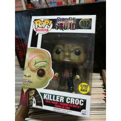 Killer Croc 102   POP Heroes Funko Action Figure