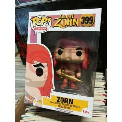 Zorn 399   POP Television Funko Action Figure