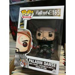 Paladin Danse 165   POP Games Funko Action Figure