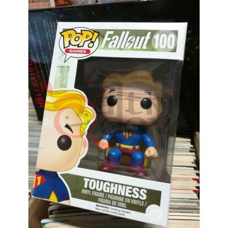 Toughness 100   POP Games Funko Action Figure