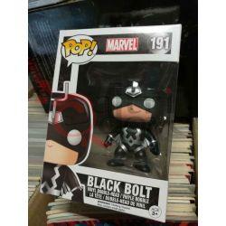 Black Bolt 191   POP Marvel Funko Action Figure