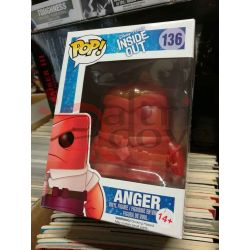 Anger 136   POP Disney-Pixar Funko Action Figure