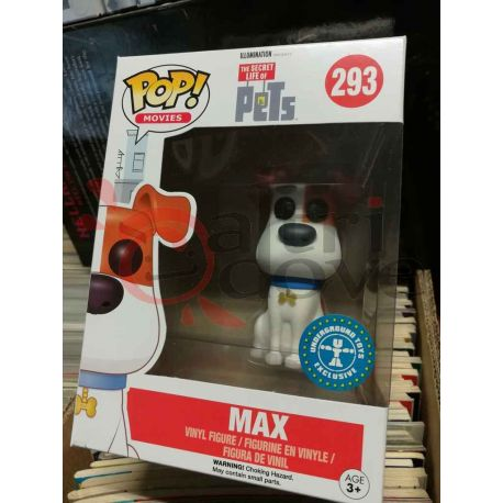 Max 293   POP Movies Funko Action Figure